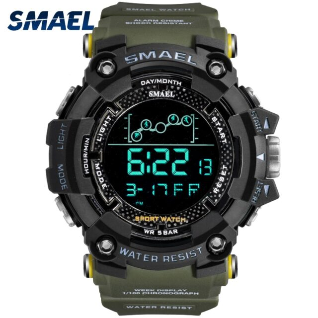 Mens Watch Military Water resistant