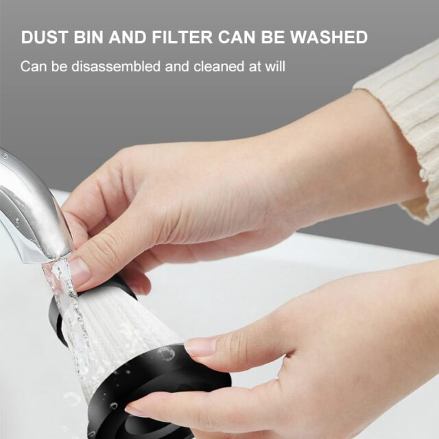 Wireless Vacuum Cleaner for car -home